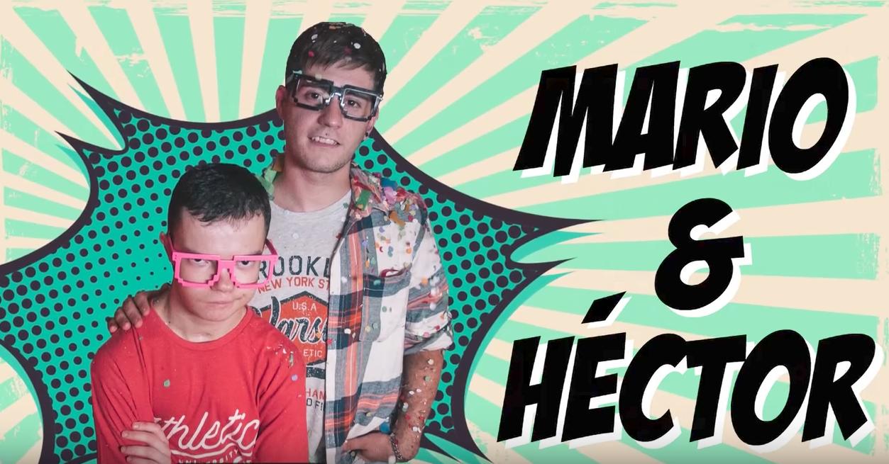 Episodio Mario y Hector