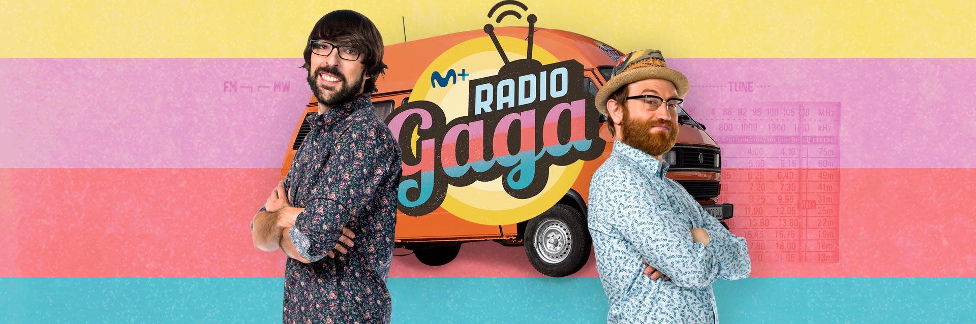 Cabecera Radio Gaga